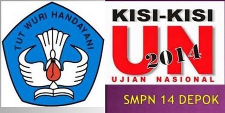 Kisi Kisi UN 2014