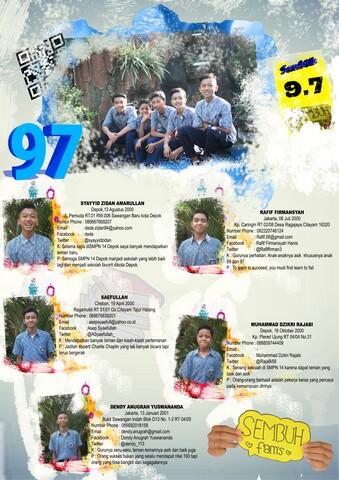 Tema Album 2015 Kelas 97 Kelompok 1